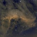 Pelican Nebula (IC 5070),                                Karol R