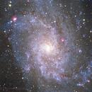 M33,                                Daniele Gasparri