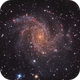 NGC6946 Fireworks Galaxy / Astroqueyras,                                Kesphin