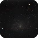M33 Dreiecksnebel,                                Patrick Hof