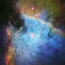 M42 Core in SHO,                                Astro_m