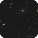 M98 and M99 - Galaxies in Coma Berenices,                                Hap Griffin