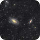 M81 - Bodes Galaxy,                                Elvie1