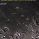 Apollo 11 Landing Site,                                Bruce Rohrlach