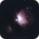 Orion Nebula,                                Joshua Millard