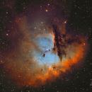Pacman NGC 281 (,                                Vandewattyne