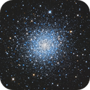 M92 NGC 6341 Globular,                                Jerry Macon