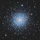 M92 NGC 6341 Globular,                                Jerry Macon