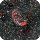 NGC6888 - Crescent Nebula,                                Gordon Hansen