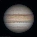 Jupiter | 2019-06-18 5:02 | RGB,                                Chappel Astro