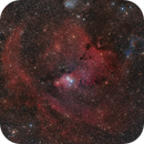 Can You Find The Cone Nebula In The Sea Of Stars?,                                Tom Peter AKA Astrovetteman