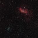 C11 / NGC 7635 - Bubble Nebula + NGC 7654 cluster,                                Tom914