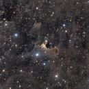 Ghost nebula - SH2-136,                                DDS_Observatory