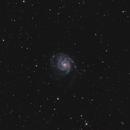 M101 - Pinwheel Galaxy,                                Benny Colyn