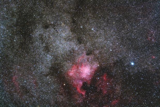 """Looking for Alaska - Deneb, 62 Cyg , 63 Cyg"",                                carl0s"