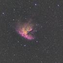 NGC281-Ha-HOS,                                Adel Kildeev
