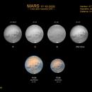 Mars du 17-10-2020 4 jours après l'opposition 2020,                                Nicolas JAUME