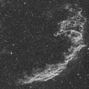 NGC6979/NGC6992 Pickering's Triangle and Eastern Veil Nebula Ha,                                Kyle Desrosier