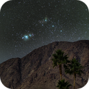 Orion Falling Behind Indianhead Mountain,                                Tom Robbe