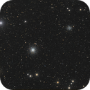 2 globulous clusters in Coma Berenice : M53 & NGC 5053,                                Dieter333