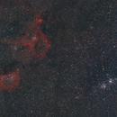 Heart & Soul Nebula,                                Jan Schubert