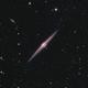 NGC 4565 -  the Needle Galaxy,                                Seymore Stars