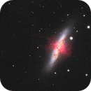 M82 The Cigar Galaxy,                                Dawn Lowry