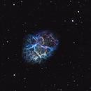 M1 Crab Nebula,                                hd0h