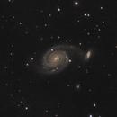 NGC  7752/NGC7753 or ARP 86,                                Riedl Rudolf