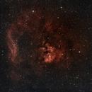 NGC7822 - A star forming complex,                                Jérémie