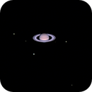 Saturn with Dione, Enceladus, Rhea, Mimas, Tethys and Titan,                                Anthony Quintile