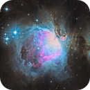 Orion Nebula - M42/M43/NGC1977,                                van keulen volodia