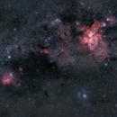 Carina Nebula,                                Maroun Habib