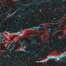 NGC6960 and NGC6979 Mosaic,                                sondermann66