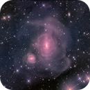 NGC 1316, So Much More than a Fuzzy Blob,                                Alex Woronow