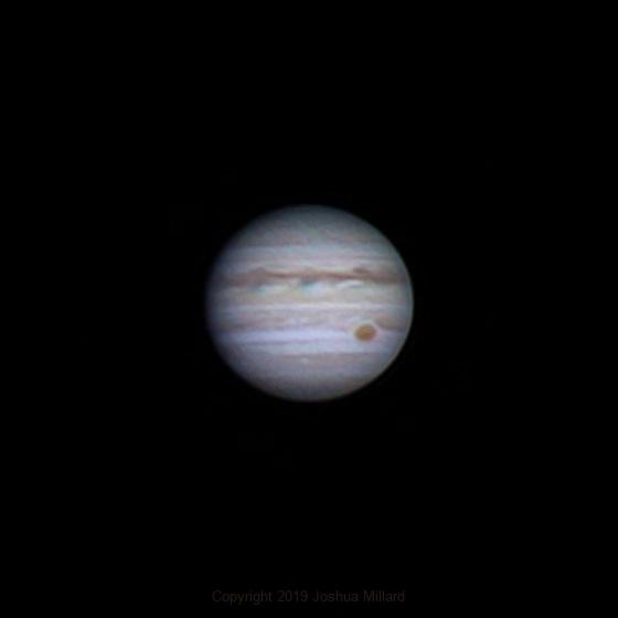 Jupiter 2018,                                Joshua Millard
