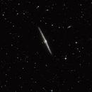 NGC 4565 in LRGB,                                MicRaWi