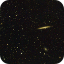 NGC4517 and NGC4517a,                                Ray Heinle