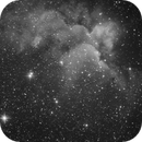 ngc 7380 of August 2020 - 900 60 secs unguided subs,                                Stefano Ciapetti
