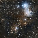 cone nebula,                                walfieri