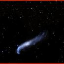 NGC4656 &4657 The Hockey Stick Galaxies,                                AlBroxton