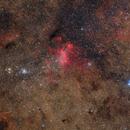 IC4628 Prawn Nebula widefield,                                tommy_nawratil