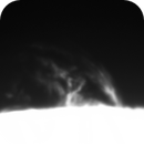 Swirling prominence animation,                                GreatAttractor