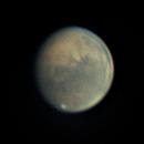 Mars through a centenary telescope,                                Stephane Neveu