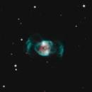 NGC 2731 (2372) - planetary nebula in Gemini,                                rhedden