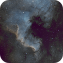 rockstarbill's CloudyNights North American Nebula -- SHO,                                Richard Beck