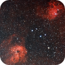 IC 405 Flaming Star,                                Hardy