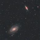 M81 and M82,                                AstroPhotoRoss