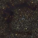 Dark nebula B143,                                Salvatore Iovene