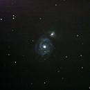 Whirlpool Galaxy [Messier 51],                                Lukas Van den Broeck